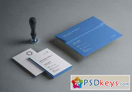 Invitation Card Mockup Vol4