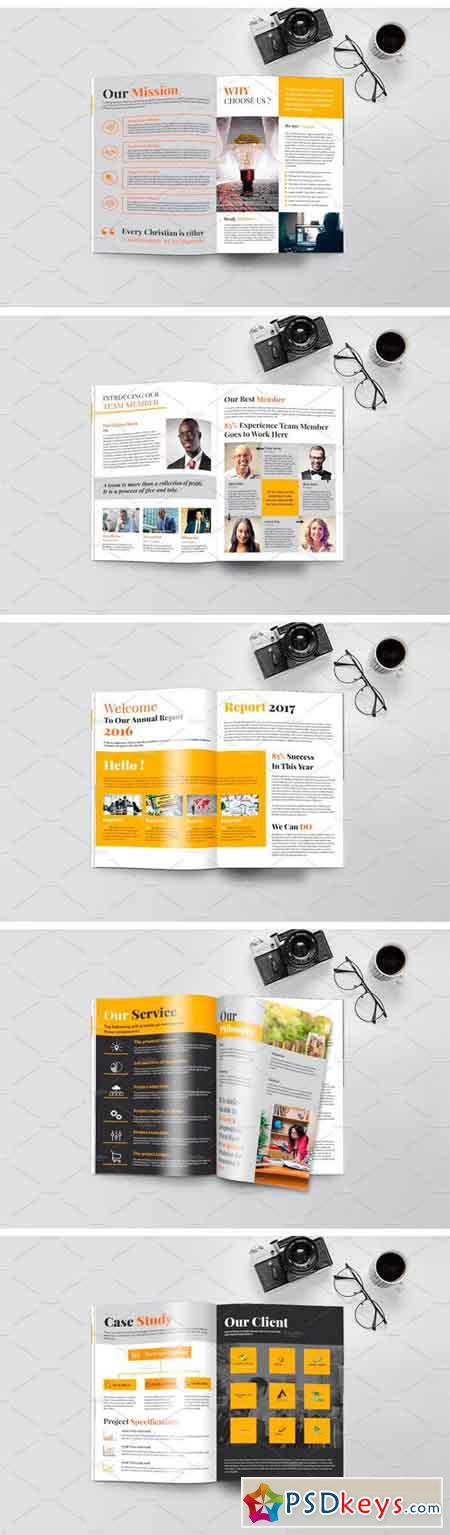 Creative Proposal Template 1952598 Free Download Photoshop Vector