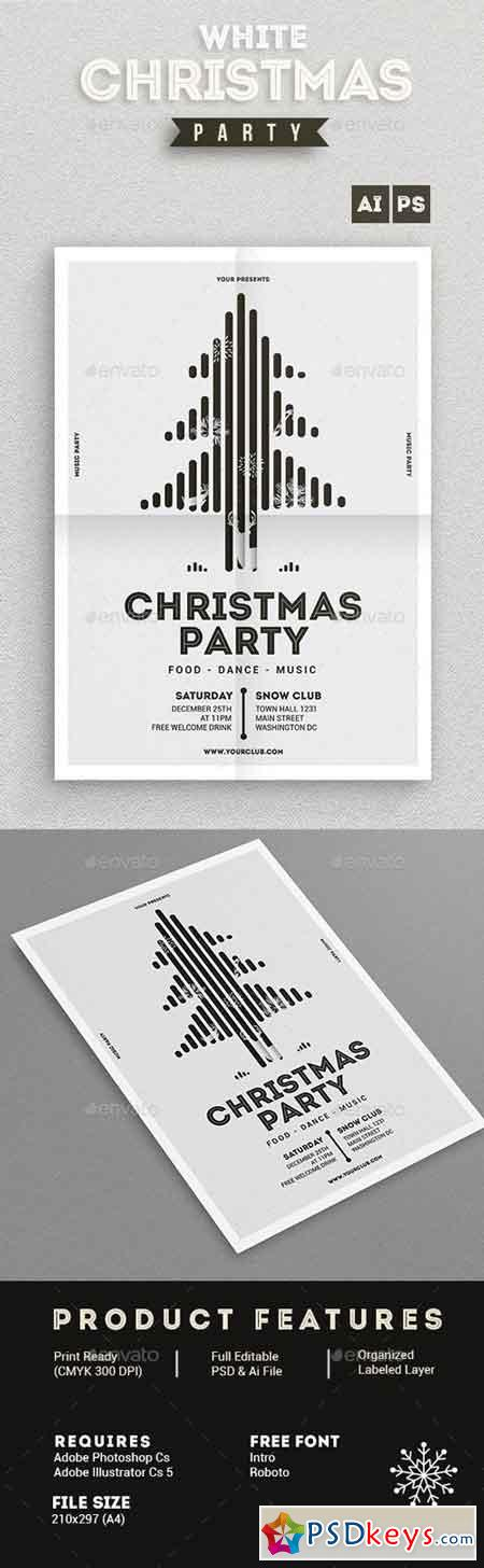 White Christmas Party Vol.01 13976587