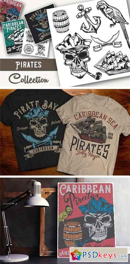Pirates Collection 1988449