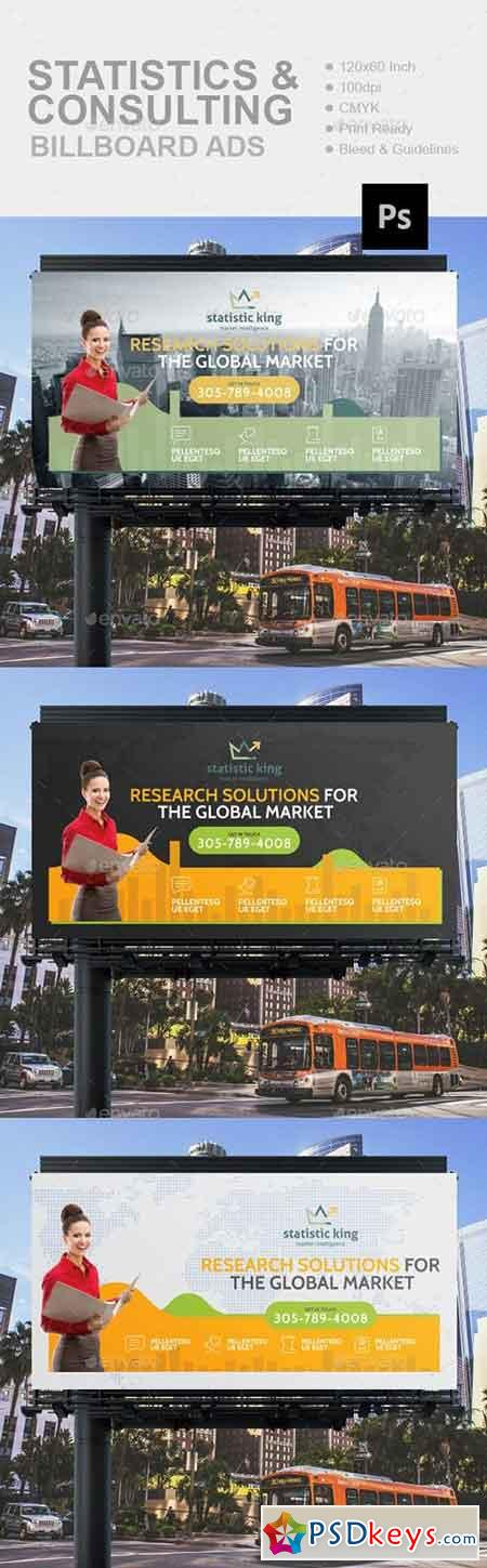 Statistics And Consulting Billboard 16069964