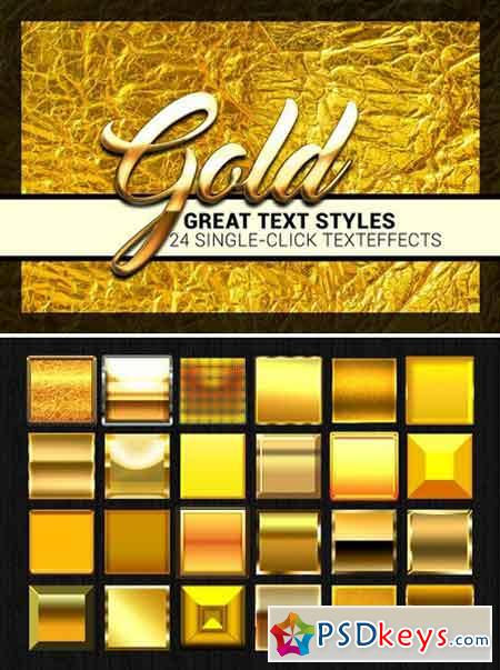 24 Styles - Gold Collection 1994623