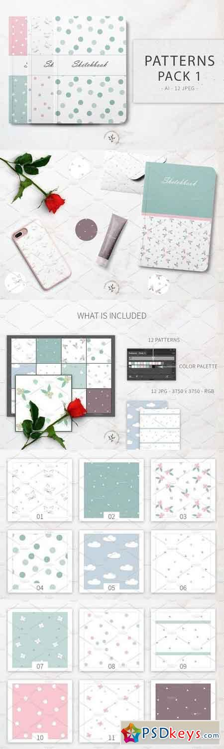 Patterns Pack 1 1293999