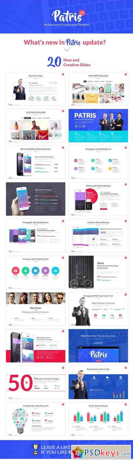Patris PowerPoint Template [v2] 283506