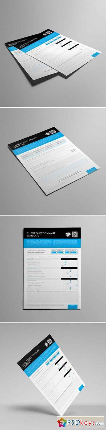 Client Questionnaire Template 000131