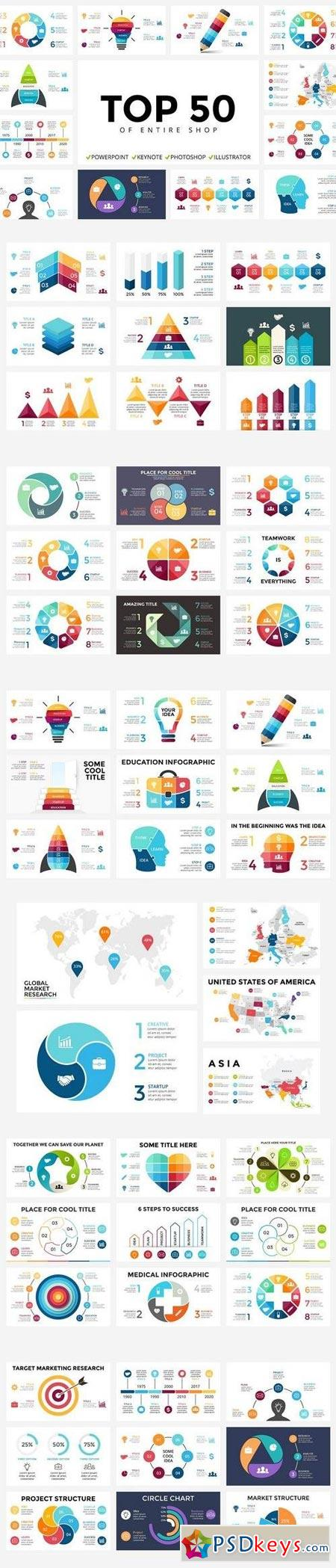 Infographics - Shop Best Sellers 1366369