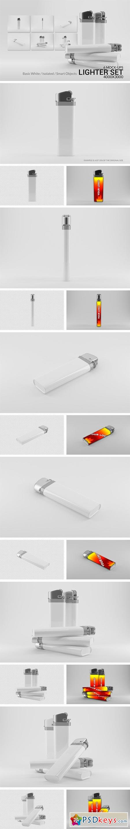 The Lighter Mock-Ups 1987212