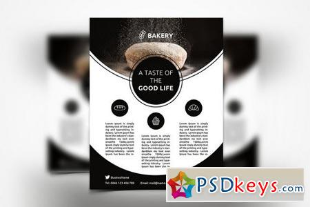 Bakery Flyer 1975116