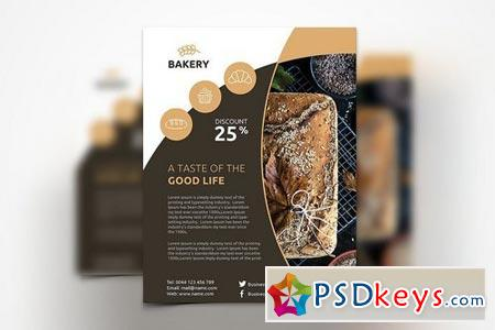Bakery Flyer 1975354