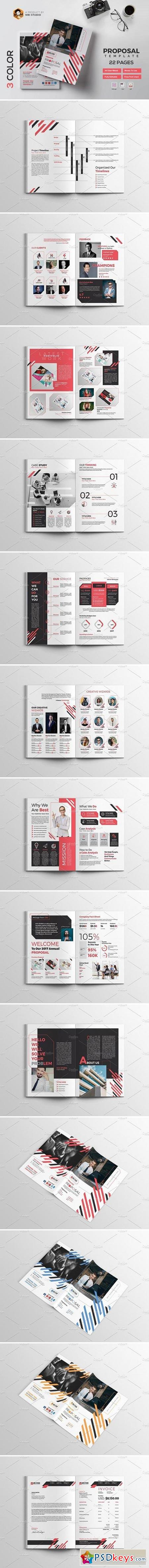Creative Proposal Template 1990349