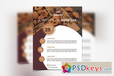 Bakery Flyer 1975350