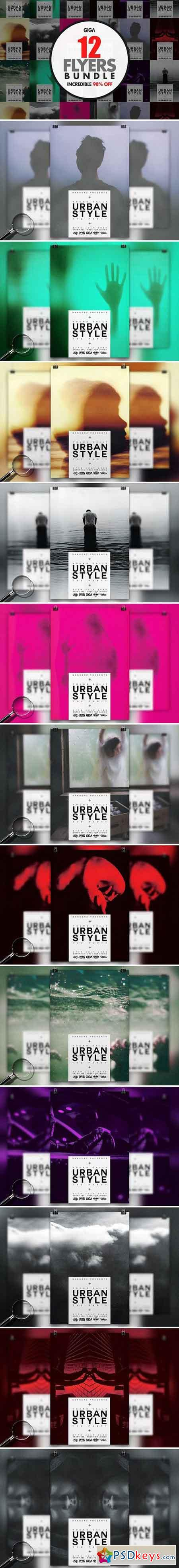 Lifestyle Event 12 Flyer Templates 1654269