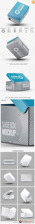 Shoe Box Mock-Up 20749810