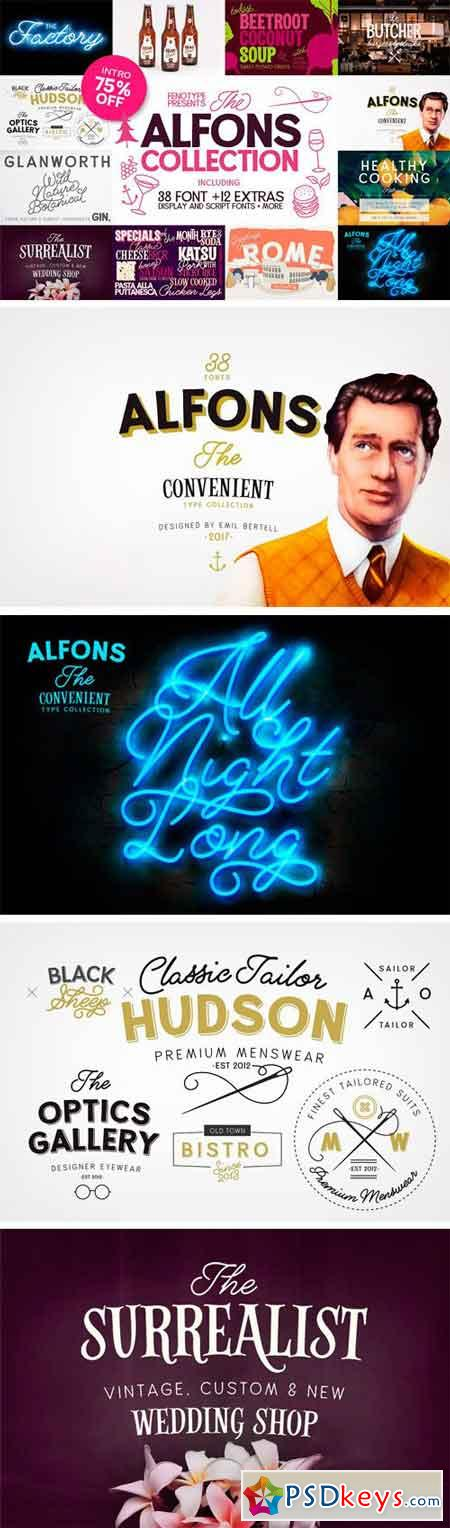 Alfons Collection + Ornaments & Extras 2067206