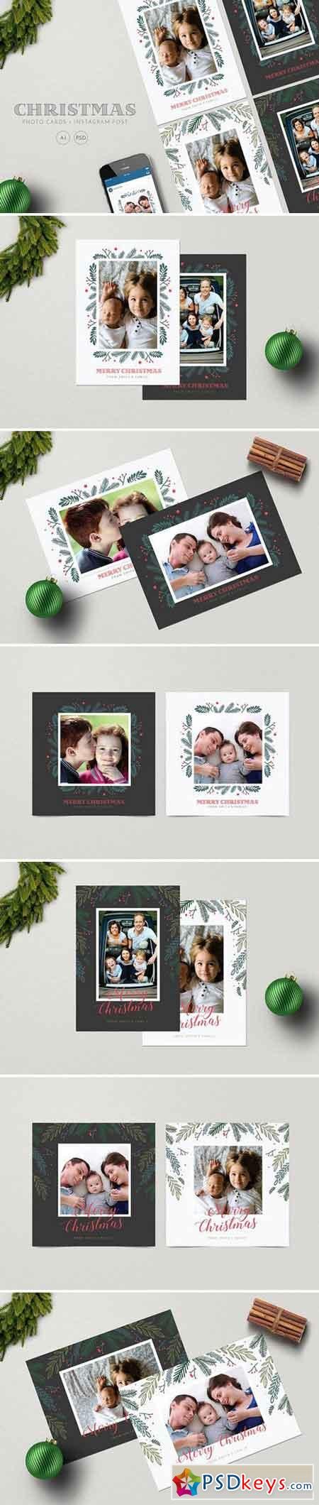 Christmas Photo Cards + Instagram 2055167