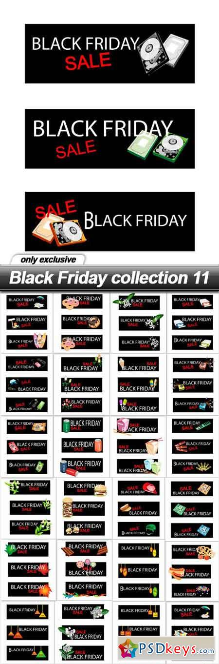 Black Friday collection 11 - 25 EPS