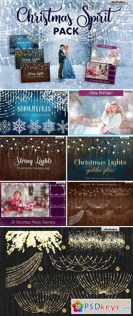 Christmas Spirit Pack 2087605