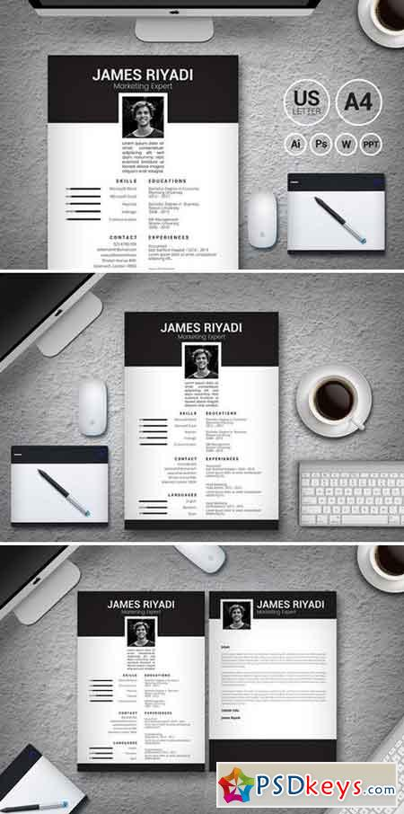 James Black Resume 2 pages 2029708