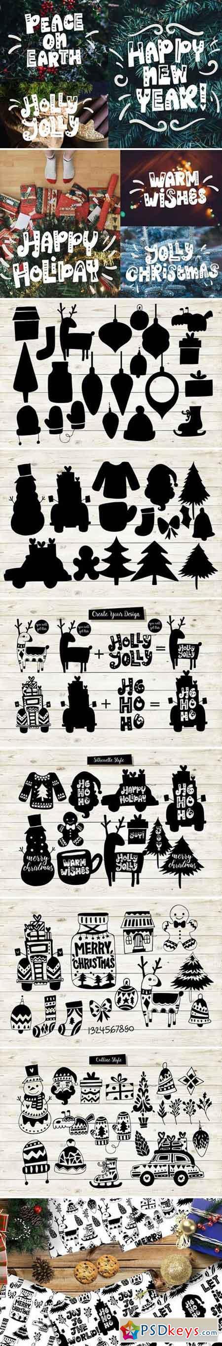 Winter Wonderland Graphic Pack 2057268