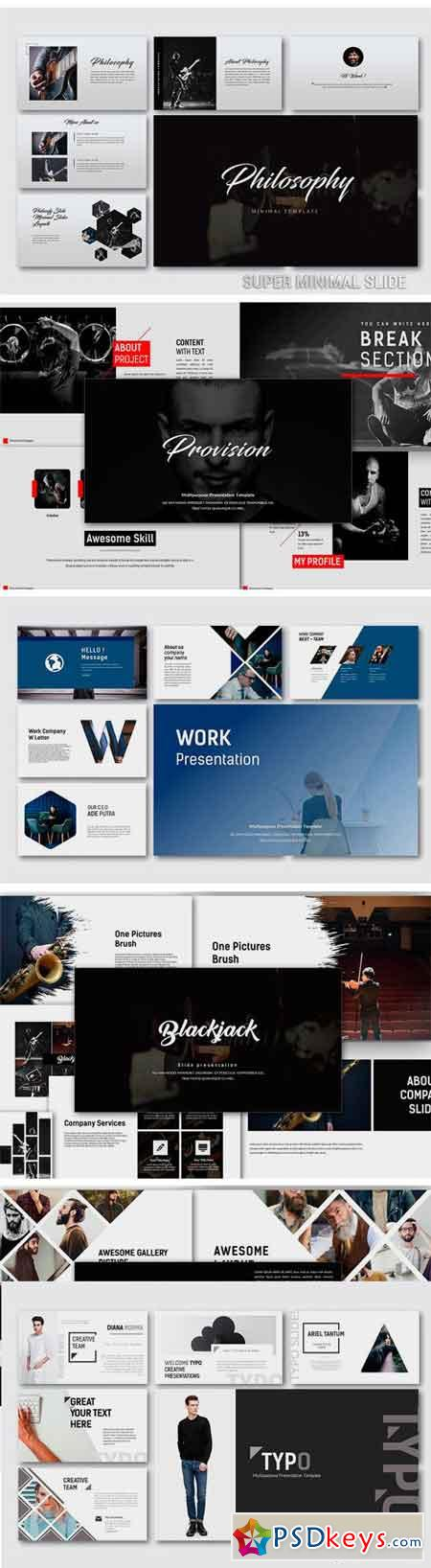 Entire Shop Premium Slide Powerpoint 2068903