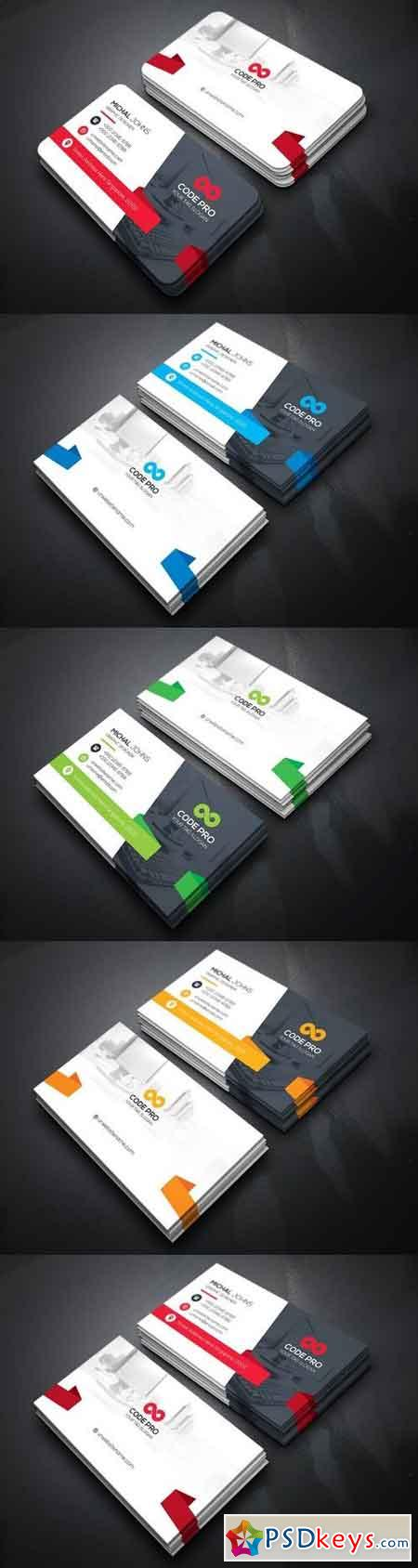 Business Card 1465434