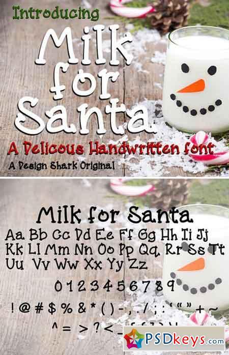 Milk for Santa 2072574