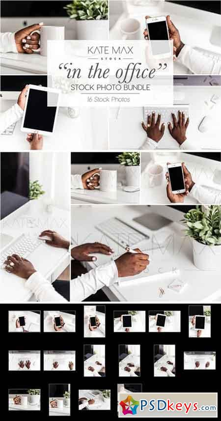 Office Mockup Bundle Styled Stock 2072919