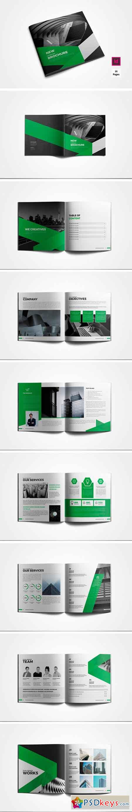 Square Company Profile Brochure 2067776