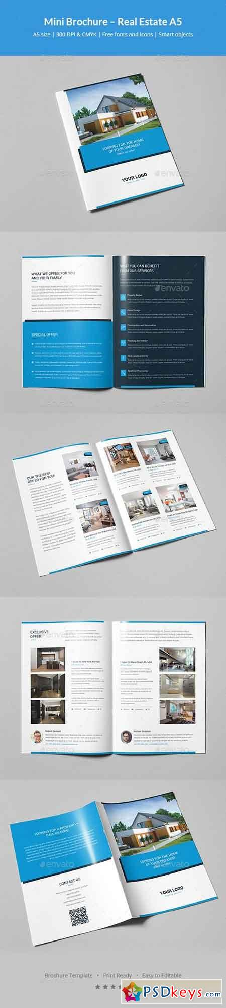 Mini Brochure – Real Estate A5 21090680