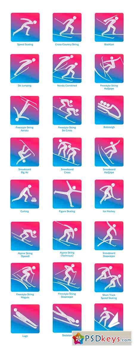 Olympic Winter Games Icon 2115065