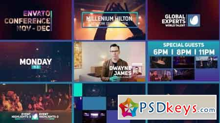 Event Promo 21053090 - After Effects Projects