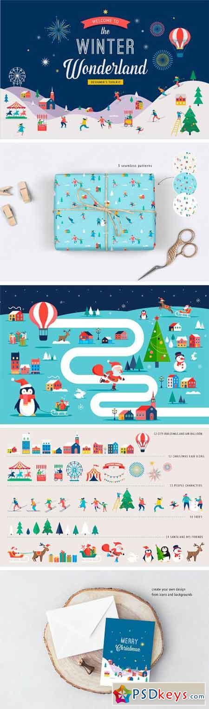 Winter Wonderland Designer's Toolkit 2066736