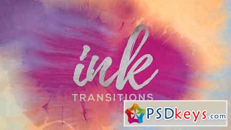 Ink Transitions 18015094 - After Effects Projects