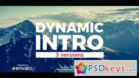 Dynamic Brush Intro 20983765 - After Effects Projects