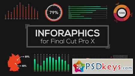 Infographics Builder for Final Cut Pro X 20469283 - After Effects Projects