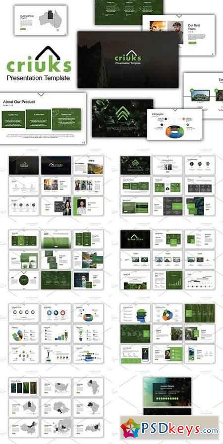 Criuks Powerpoint Template 1466201