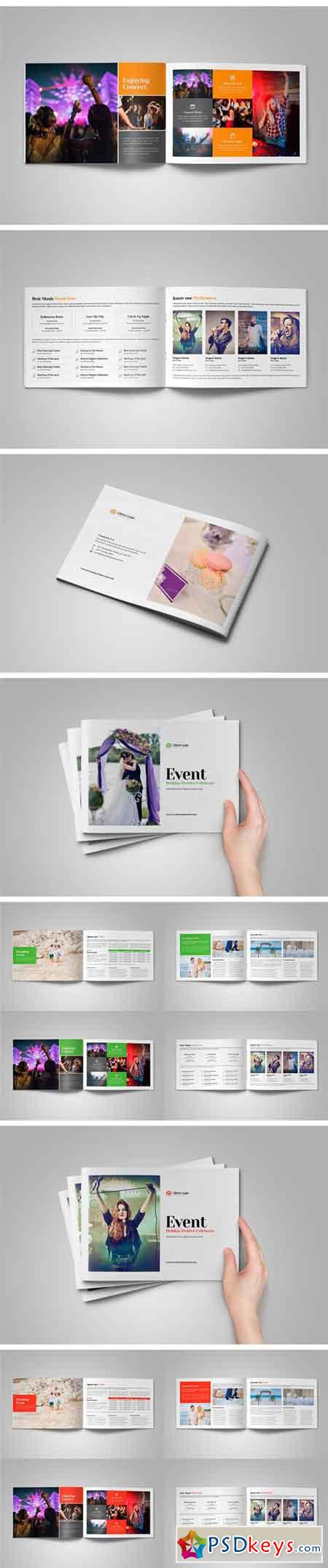 Event Brochure Catalog 2086177