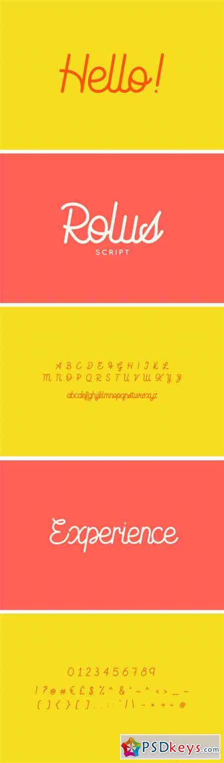 Rolus Script 2085432