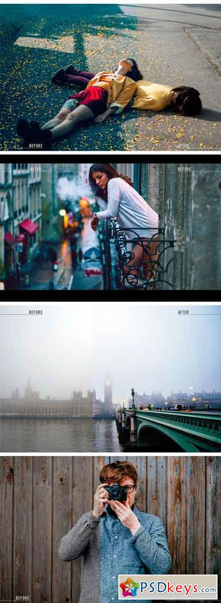 True Lightroom 33 Presets Pack 2100577