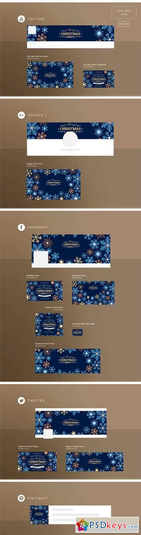 Promo Bundle Merry Christmas Party 2100224