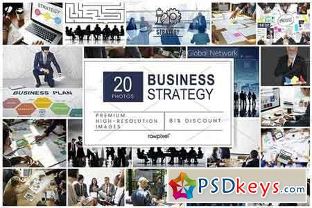 The Best Business Strategy Bundle 2019037