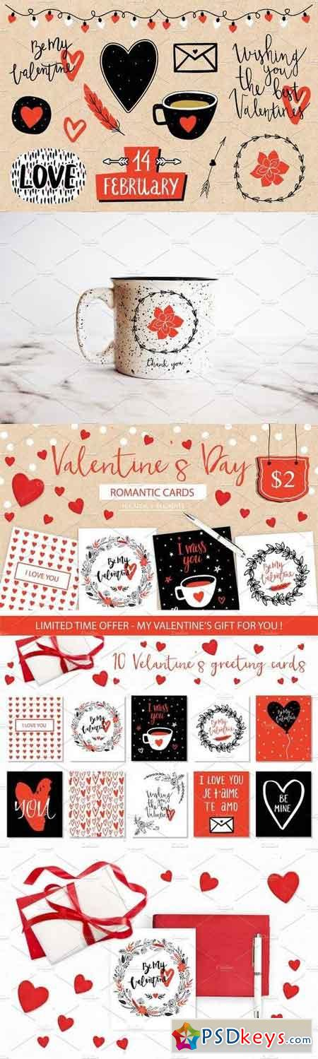 Valentine's Day romantic collection 518171