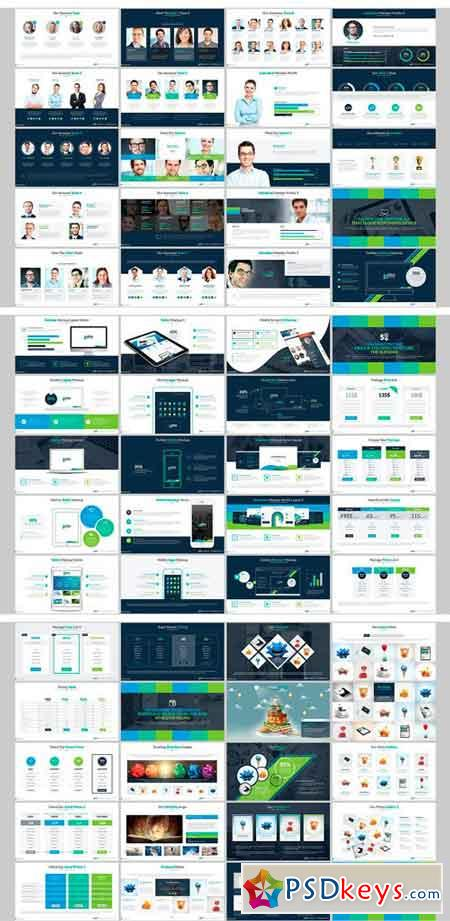 PowerPoint Presentation Template 2118195