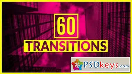 60 Transitions 20545207 - After Effects Projects