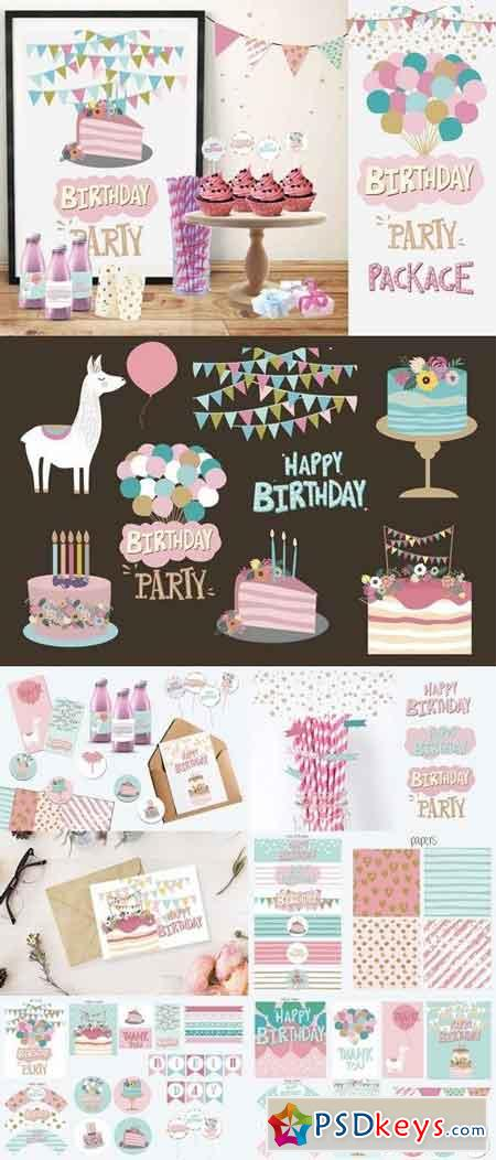 Big Birthday Party package 1466114