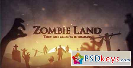 Zombie Land 21041985 - After Effects Projects