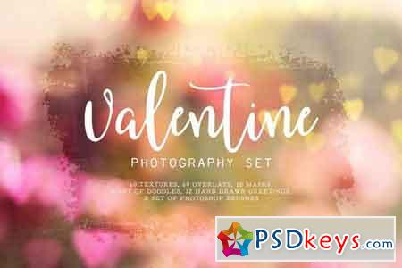 Valentine Photography Set 2144305