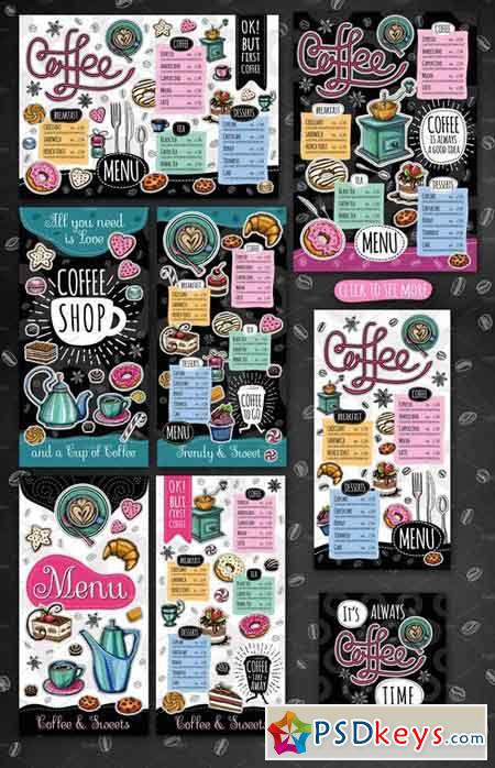 Big Coffee & Sweets Collection 2141553