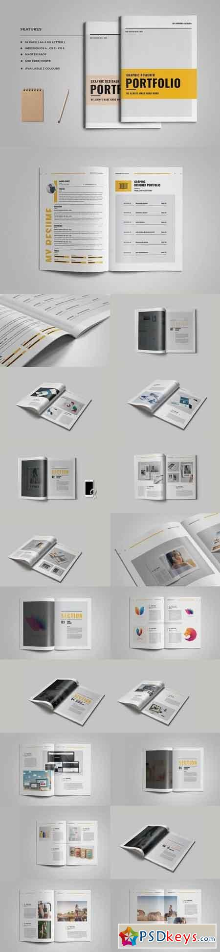 Graphic Design Portfolio 1800469