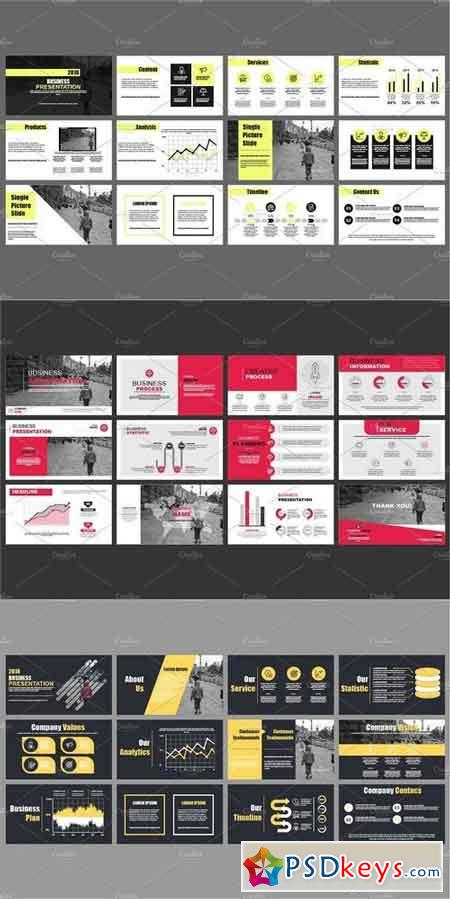 Powerpoint Presentation Templates 1842036